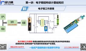第一讲:电子烟雾化原理及常见种类结构