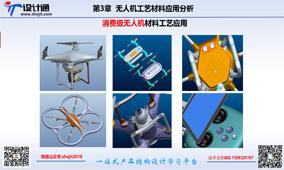 无人机结构设计课程目录