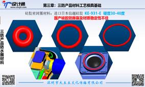 第三讲:三防产品材料工艺应用加工制造